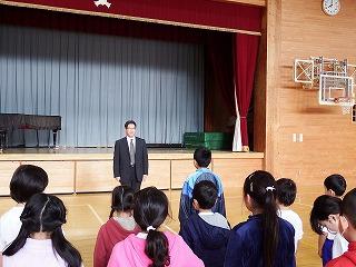 2月21日(金) 委員長の任命