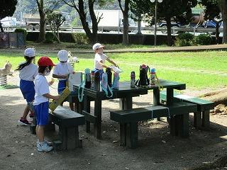 9月15日(火) 狩野川公園