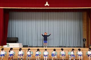 4月20日(火)  1年生を迎える会