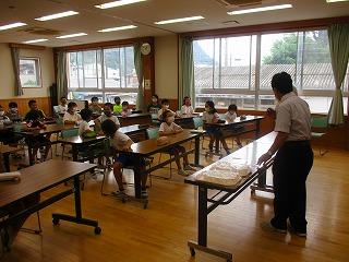 7月6日(火) 生活習慣病予防教室