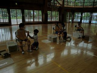 7月6日(火) 福祉学習